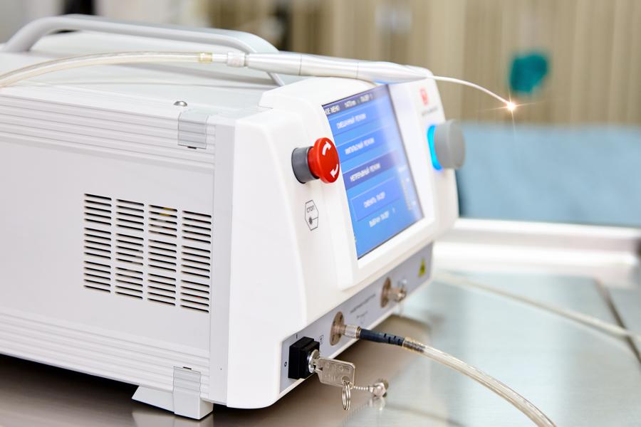 аппарат для лазерного удаления папиллом